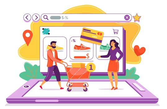 online shopping baransite.com  - طراحی سایت فروشگاهی