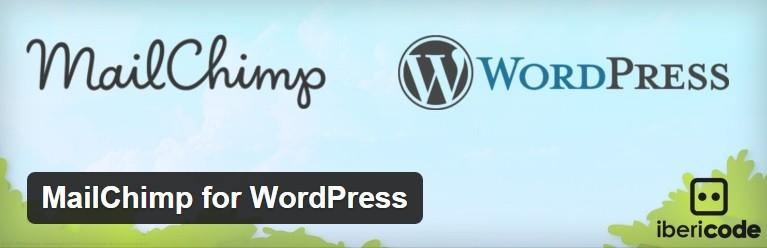 mailchimp baransite.com  - ارسال خبرنامه با MailChimp for WordPress